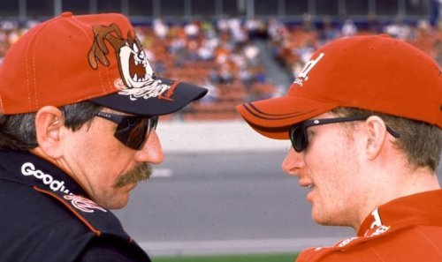 Dale Jr.'s 'most important moment' with his dad
