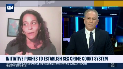 Israeli Activists Call to Establish Sex Crime Court System
