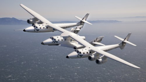 Virgin Galactic Set For First Fully Crewed Launch