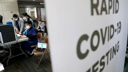 FDA authorizes rapid, non-prescription COVID-19 tests