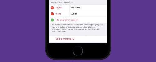 How to Set an Emergency Contact for Emergency SOS on iPhone
