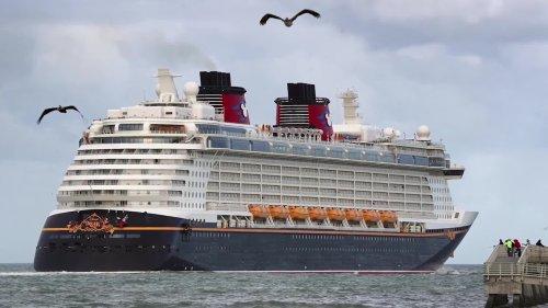 Disney Cruise Line, Carnival cancel sailings until at least June