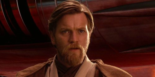 Obi-Wan Kenobi's Ewan McGregor Shows Off the Jedi Master's Full Beard