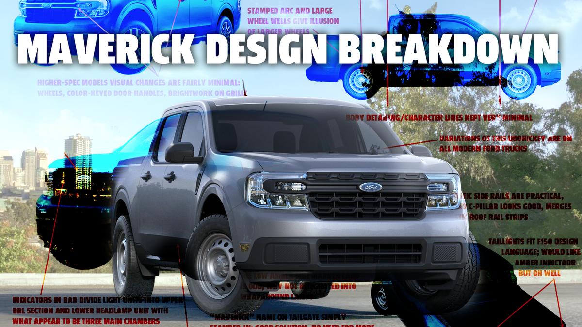 The 2022 Ford Maverick: A Deep Dive