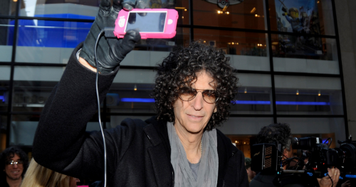 What Howard Stern Really Thinks Of Laura Dern And Frances McDormand