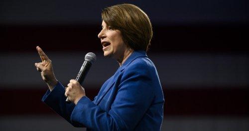 Senator Amy Klobuchar Takes on Big Tech