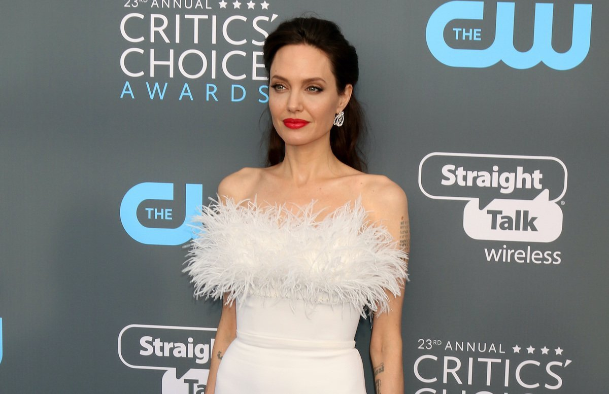 Angelina Jolie Romantically Linked To Three Other Stars Recently