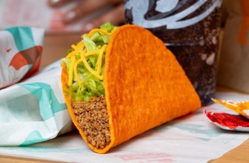 Popular Fast Food Tacos Ranked Worst To First