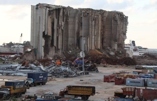 """حصري-مصدران: ألمانيا ستقترح خطة لإعادة بناء مرفأ بيروت """"بشروط"""""""