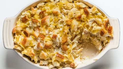 The Ingredient That Makes This Chicken Casserole So Good