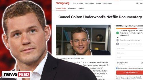 Fans Put Petition To Cancel Colton Underwood's New TV Show