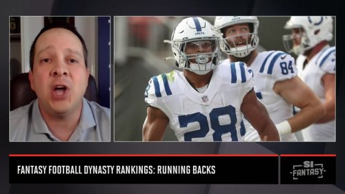 Rookie Running Backs From 2020 Overload Michael Fabiano's Dynasty Rankings