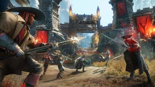 Amazon's 'New World' Game Launches in Beta, But Is It Worth Playing?