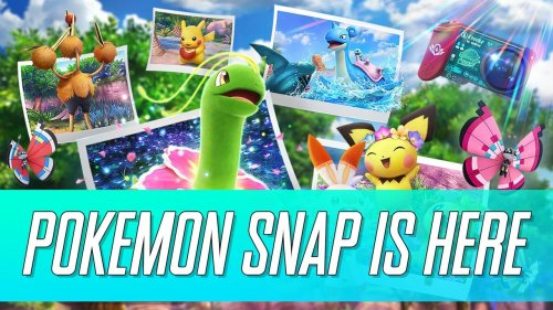 Are YOU ready to SNAP some POKEMON?