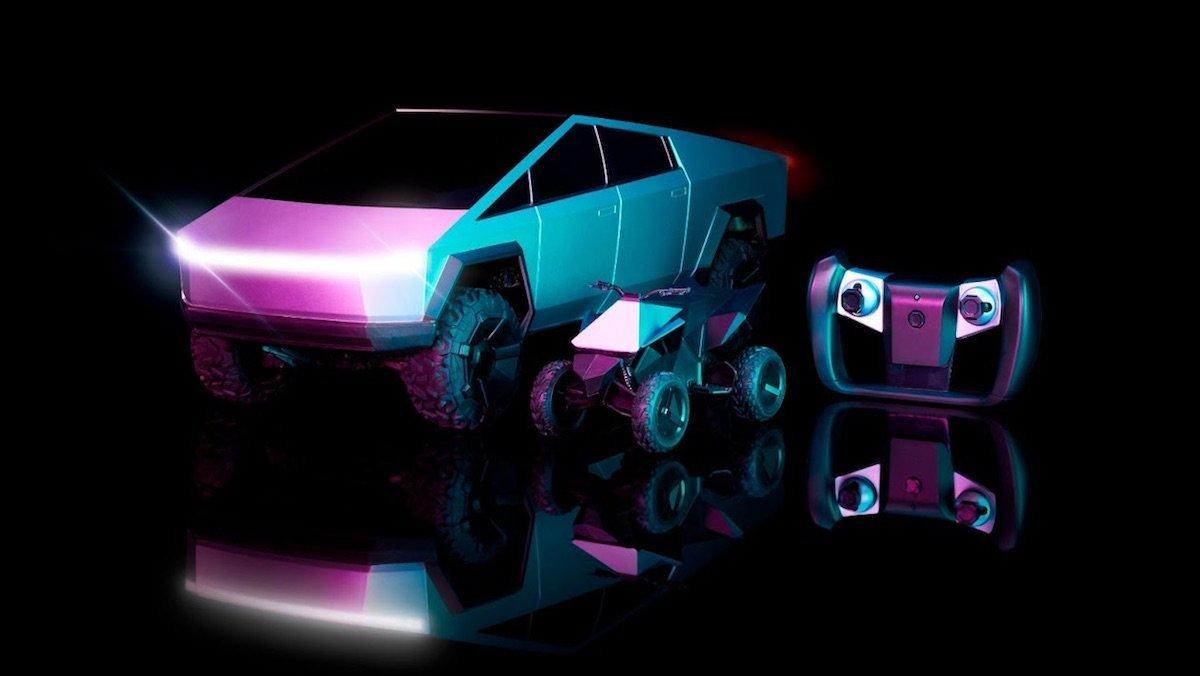 Hot Wheels Newest Cybertruck