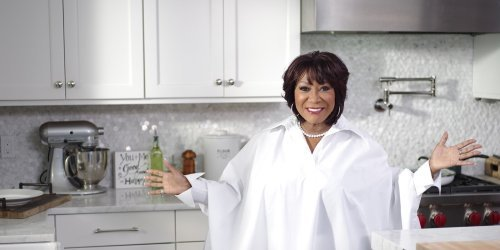 Celebrities Cooking at Home