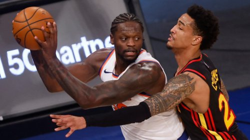 Hawks Vs. Knicks Series Preview