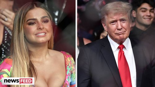 Addison Rae Stays SILENT Amid New Trump Support Allegations