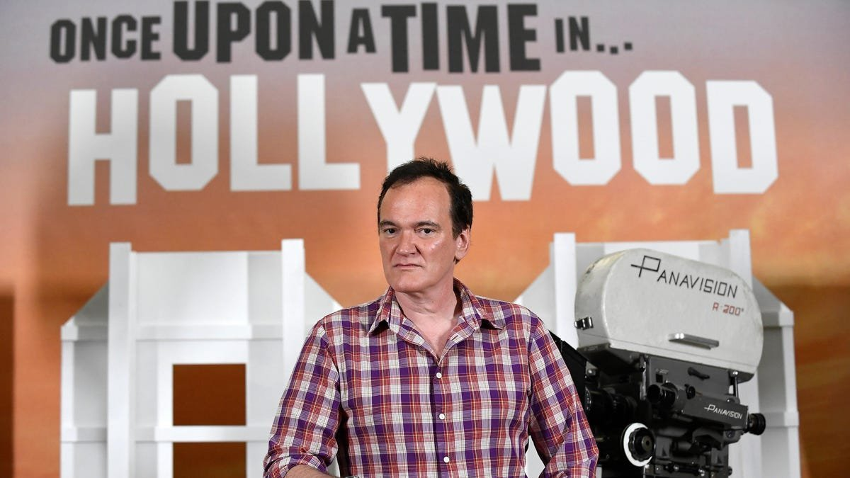Quentin Tarantino would retire after Once Upon A Time… In Hollywood
