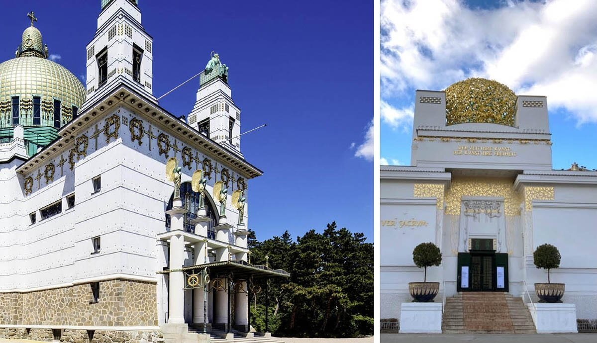 Vienna Secession: The Beautiful Buildings of Austrian Art Nouveau