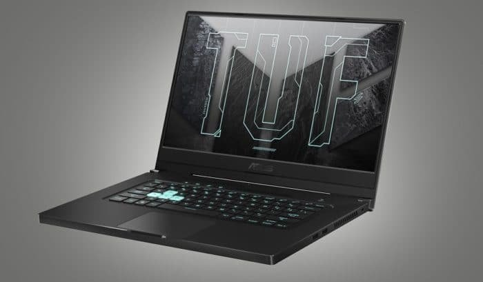 COGconnected & Intel Are Giving Away a Asus TUF Dash F15 Gaming Laptop