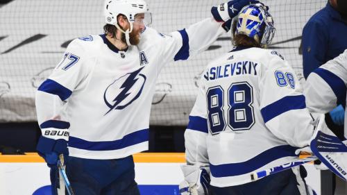 NHL Conn Smythe Trophy Updated Odds June 11th