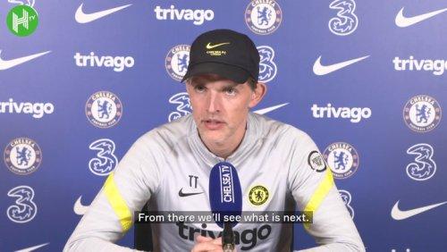 Thomas Tuchel gives injury updates on Chelsea duo Romelu Lukaku and Timo Werner