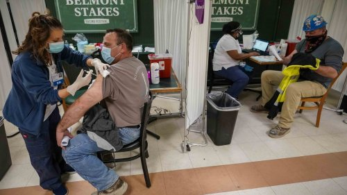 White House Allocates 55M Vaccines To Share Worldwide