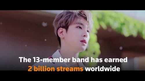 K-pop stars SEVENTEEN drop new album