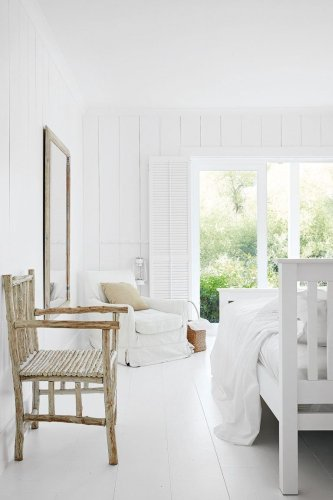 We're obsessing with rustic interiors right now