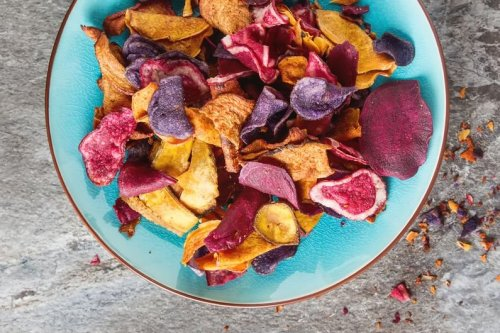 Best Homemade Snacking Alternatives To Potato Chips