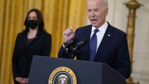 President Biden, Vice President Harris Meet With Congressional Leaders