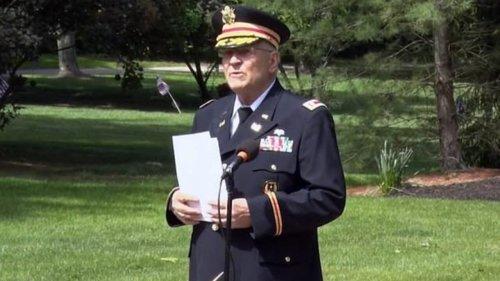 Veteran's mic cut as he discusses Black Americans in viral video