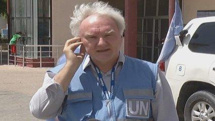 Israel warns it will bomb Gaza schools as strikes escalate