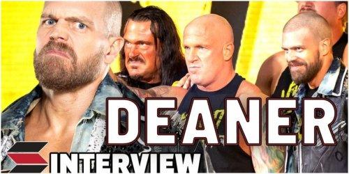 Exclusive: IMPACT Wrestling's Cody Deaner Talks