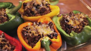 Leftovers Never Looked So Good with These Taco Stuffed Peppers