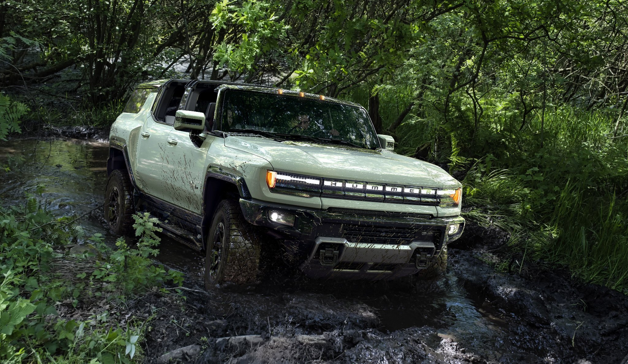 Revealed: Hummer SUV features, starting price, and interior