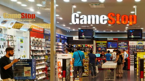 GameStop Management 'Should Be' Taking Advantage of Stock Run: Analyst