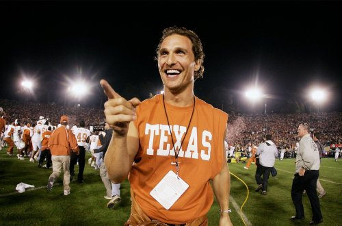 What In The World Is Happening With Matthew McConaughey Right Now?
