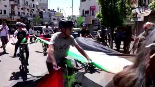 Palestinians hold strike over Israel-Gaza violence
