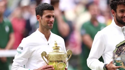 Djokovic triumphs at Wimbledon to win 20th major