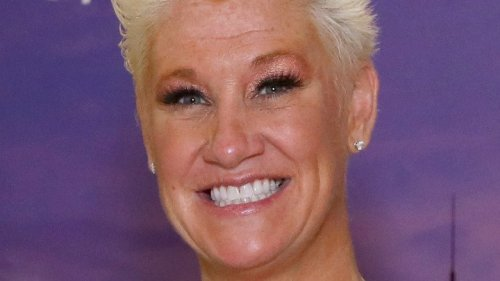 Anne Burrell Shows Off Her Prince Charming In New Wedding Photo
