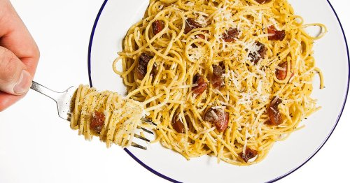 Cheesy Spaghetti Is The Ultimate Comfort Food