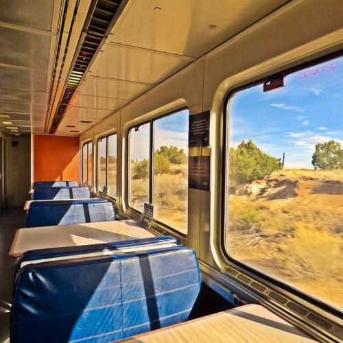 Why You Should Really Consider A Train Trip