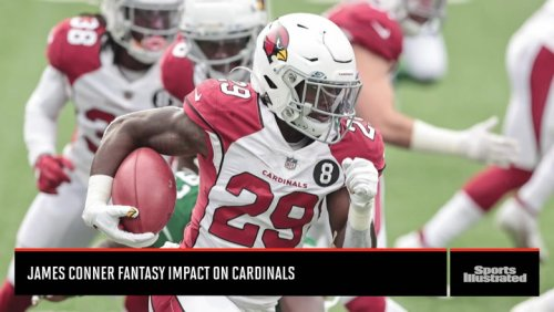 Fantasy Football Impact: James Conner Signs With Cardinals