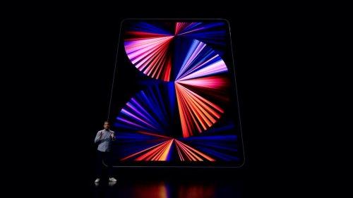 Apple launches new iPad Pro, slim colorful iMacs