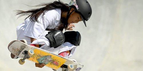 12-year-old Kokona Hiraki is the youngest Olympic medalist in 85 years