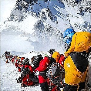 The Truth About Why People Keep Dying On Mount Everest