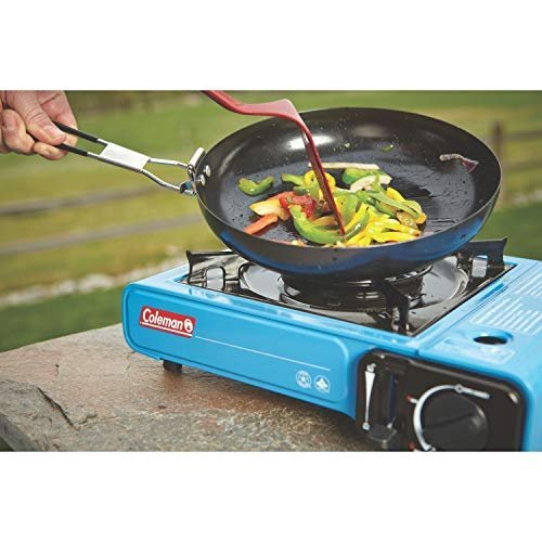 30% discount on a portable butane stove with carrying case