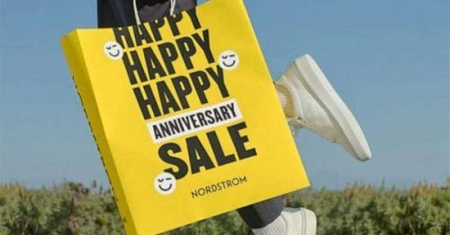 It's that time of year again! The Nordstrom Anniversary Sale is back!